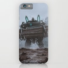 1920 - the destroyer of nature iPhone 6 Slim Case