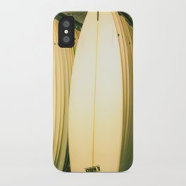 Surf Co iPhone Case