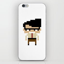 The IT Crowd Characters iPhone Skin