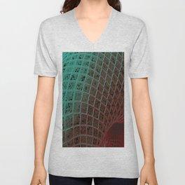 Fishnet Unisex V-Neck