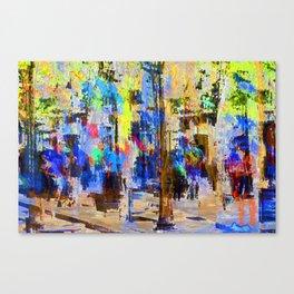 20180705 Canvas Print