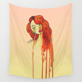 Melting Wall Tapestry