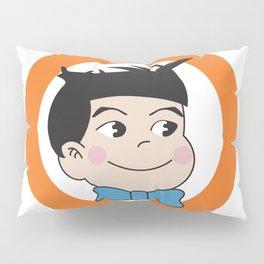Mabo in ring of orange Pillow Sham