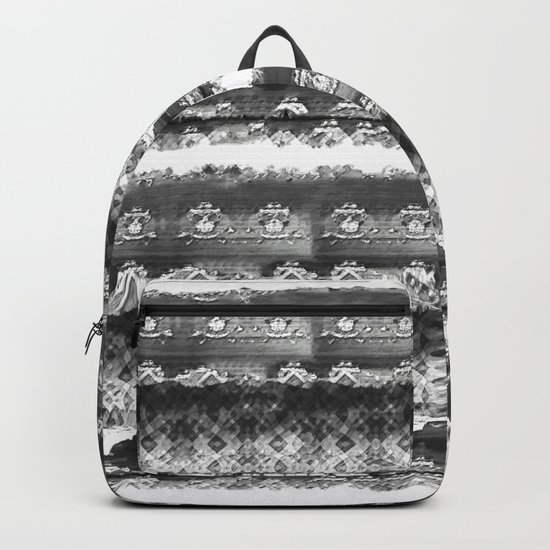 Skull Lace Backpack