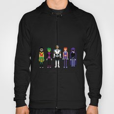 Teenage Superheroes Hoody