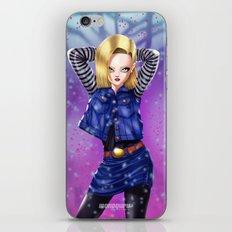 GO18 iPhone & iPod Skin