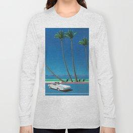 Hiroshi Nagai Vaporwave Shirt Long Sleeve T-shirt