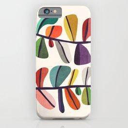 Plant specimens iPhone Case