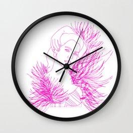 LANA DEL Wall Clock