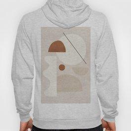 Abstract Minimal Shapes 22 Hoody