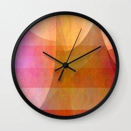 Abstract 2017 036 Wall Clock