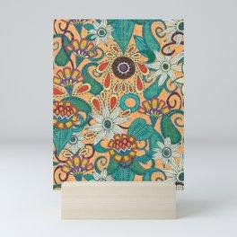 sarilmak apricot Mini Art Print