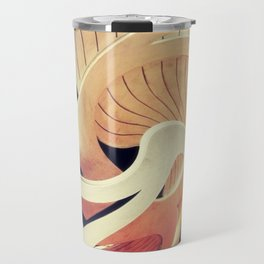 The Blonde in the Park Travel Mug