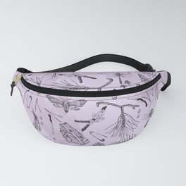 violet forest dreams Fanny Pack