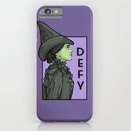 Defy iPhone Case