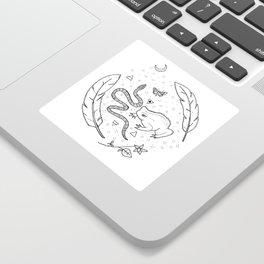 Witchcraft Sticker