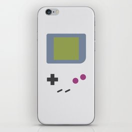 GAME BOY iPhone Skin