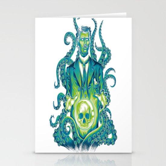Everybody loves Lovecraft Stationery Cards