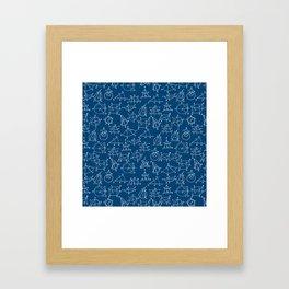 School chemical #8 Framed Art Print