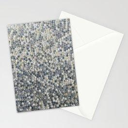 Silver Rain Stationery Cards
