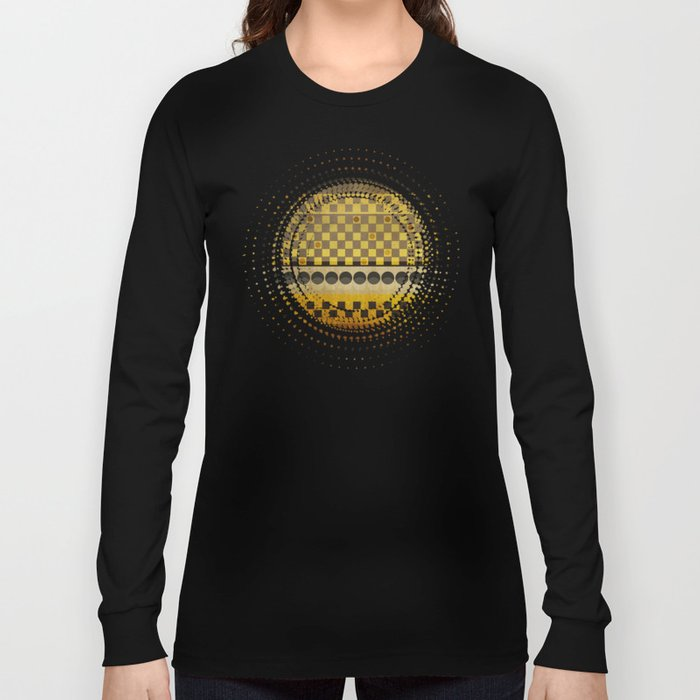 Geometric/Abstract 14 Long Sleeve T-shirt