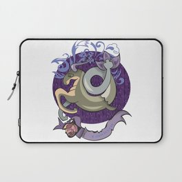 Capricorn zodiac Laptop Sleeve