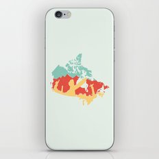 Vancouver - Canada iPhone & iPod Skin
