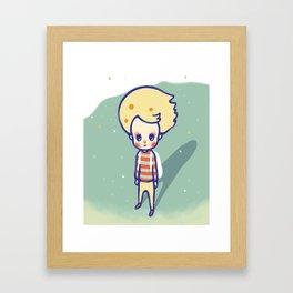 My journey  Framed Art Print