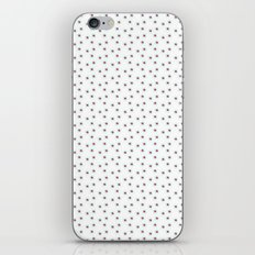 Watercolor´s dots iPhone & iPod Skin