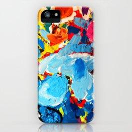 Painters' Splatter iPhone Case