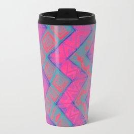 Acid pattern Travel Mug