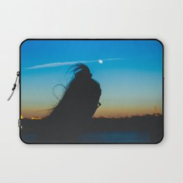 For You The Moon (Montreal, Canada) Laptop Sleeve