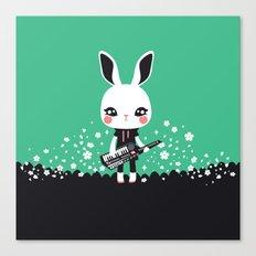 KeyZtar & Bunbina Canvas Print