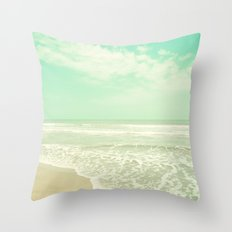 Daylight Storms Throw Pillow