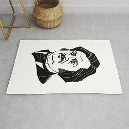 Honoré de Balzac Rug