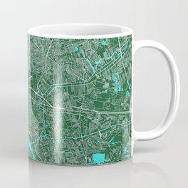 Bangkok, Thailand street map Coffee Mug