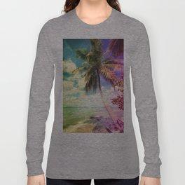 Prismatic Palm Long Sleeve T-shirt