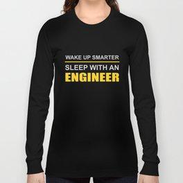 Wake Up Smarter Long Sleeve T-shirt