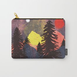 Lost in the Color... Carry-All Pouch