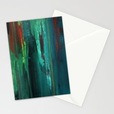 Gravity Painting No.1 Stationery Cards