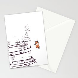 grow cold now Stationery Cards