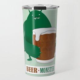 Beer Monster Travel Mug