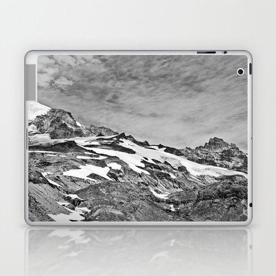 Rugged Mountain Hike Laptop & iPad Skin