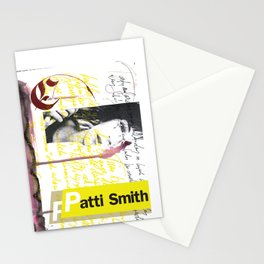 Calligraphy 4 Stationery Cards