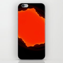 exit from the cave iPhone Skin