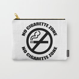 Anti-Cigarette Carry-All Pouch