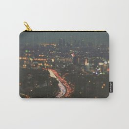 L.A. Skyline. Stardust Carry-All Pouch