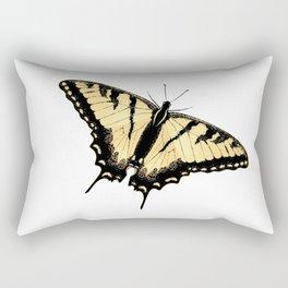 Tiger Swallowtail Butterfly Rectangular Pillow