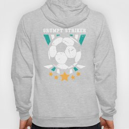 Funny Soccer Gift for Soccer Coaches, Players and Fans Hoody
