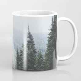 Forest Window Coffee Mug